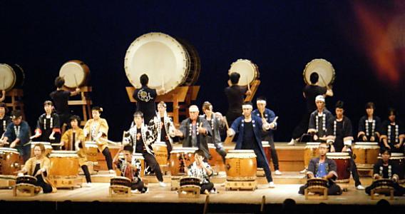 静岡太鼓祭①