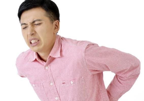 腰痛と背中の張りが瞬時に解消した高度整体療法