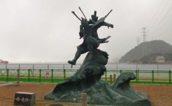 源義経~戦国史上初の奇襲「一の谷の戦い」