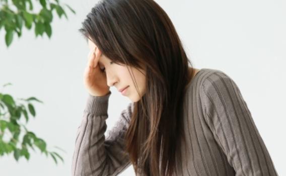 咳の出過ぎによる首痛・頭痛が解消した女性